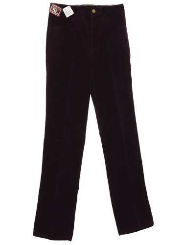 1980's Rigoletto Mens Totally 80s Corduroy Pants