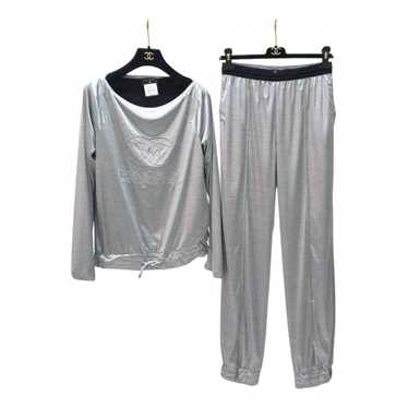 Chanel Metallic jumpsuit for Women 36 FR