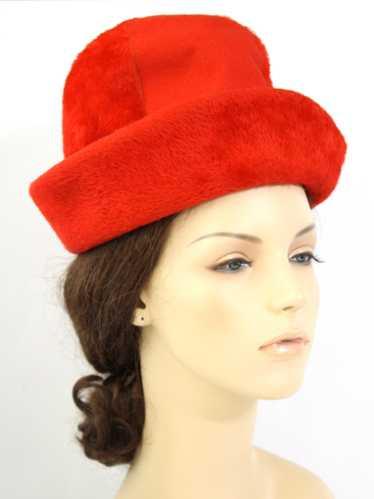 1960's Miss Dior Womens Hat