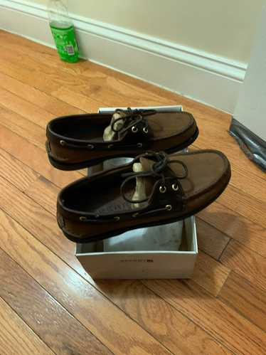 Sperry A/O Brown buck/be