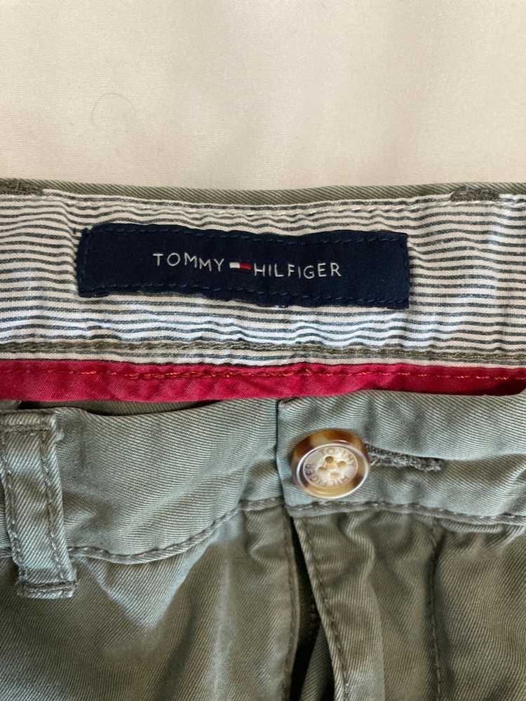 Tommy Hilfiger Tommy Hilfiger Military Green Chin… - image 2
