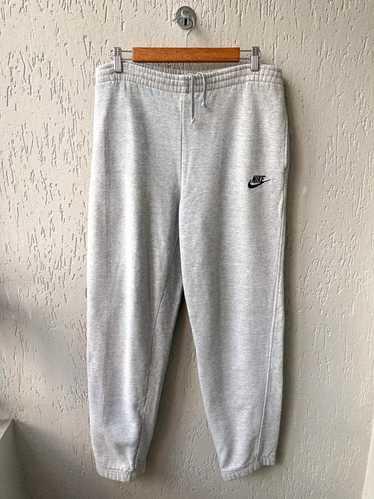 Nike × Vintage Vintage 90's Nike Grey Sweatpants