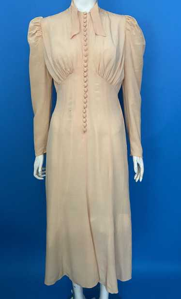 1970s does 1930s Quorum dress
