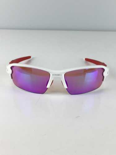OAKLEY JAWBREAKER sunglasses plastic WHT BLU #1AF3