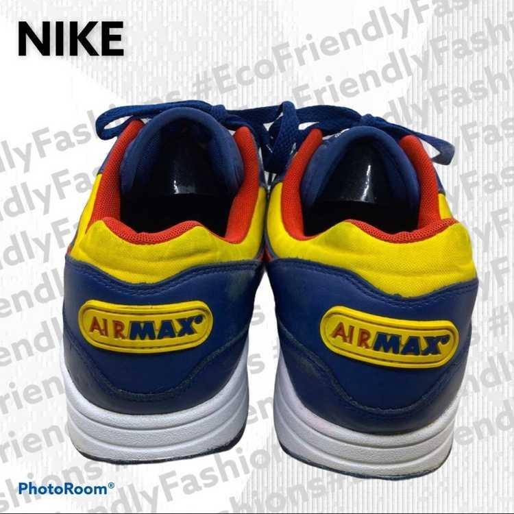 """Nike Nike Men's Blue Air Max 1 """"snow Beach"""" Polo … - image 6"""