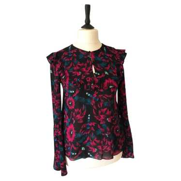 & Other Stories Top Viscose in Black