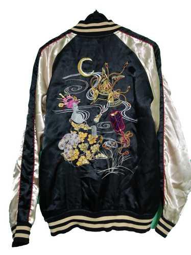 Japanese Brand × Sukajan Souvenir Jacket Sukajan G