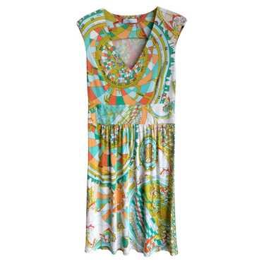 Emilio Pucci Viscose dress with print