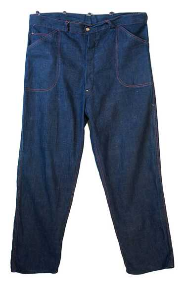 Crotch Rivet 1950s Denim