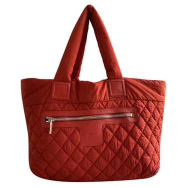 Chanel Cocoon Canvas in Red