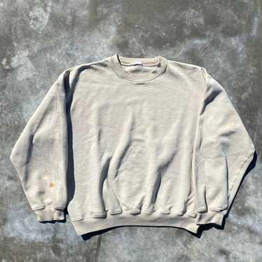 Blank × Streetwear × Vintage Vintage Cream Blank S