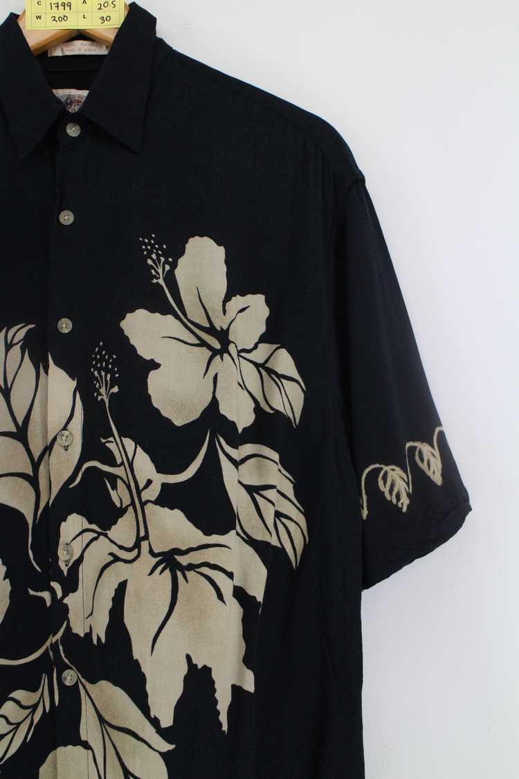 Campia Moda × Hawaiian Shirt Vintage 90s HAWAIIAN… - image 2