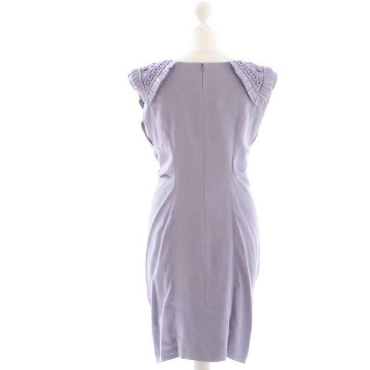 Matthew Williamson Dress in lilac - image 3