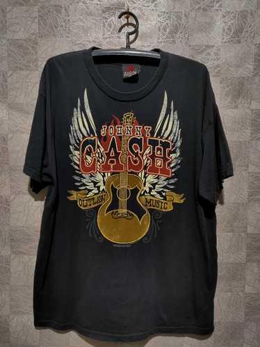 Band Tees × Vintage Vintage Johnny cash t-shirt