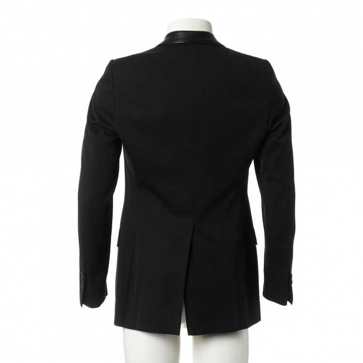 Dior Black Wool jacket for Men 48 FR - image 2