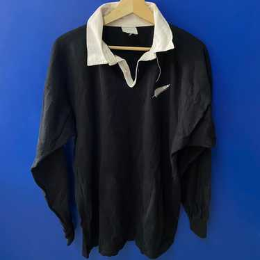 Canterbury Of New Zealand New zealand rugby shirt