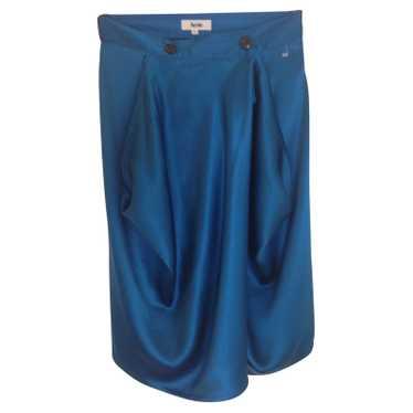 Acne pleated skirt