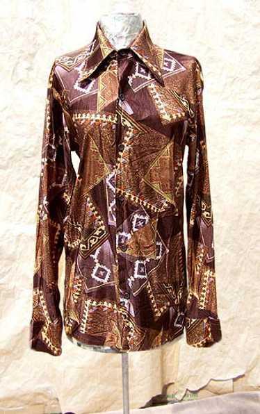 Indian-Blanket-print shirt