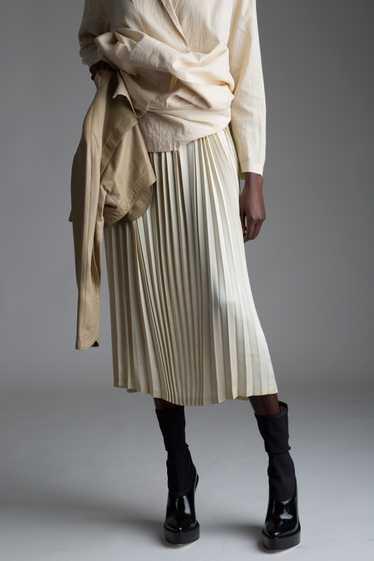 Vintage Matsuda Pleated Skirt