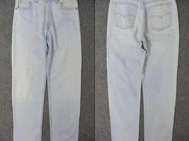 Levi's Distressed Levi's 510-0217 Jeans W30xL30.5 - image 5