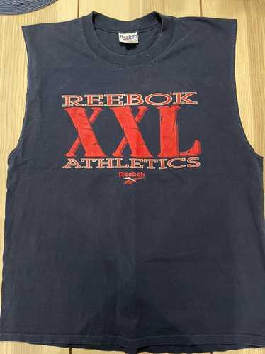 Reebok × Vintage Vintage 90s Reebok XXL Athletics