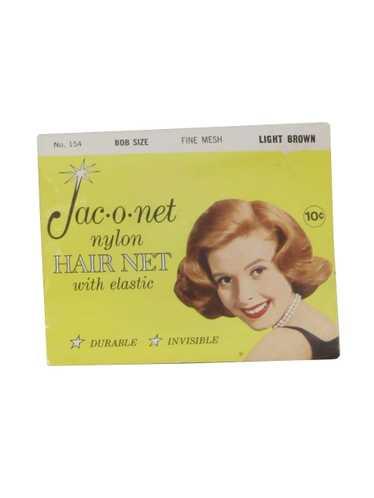 1950's Jac o net Womens Hair Net Hat