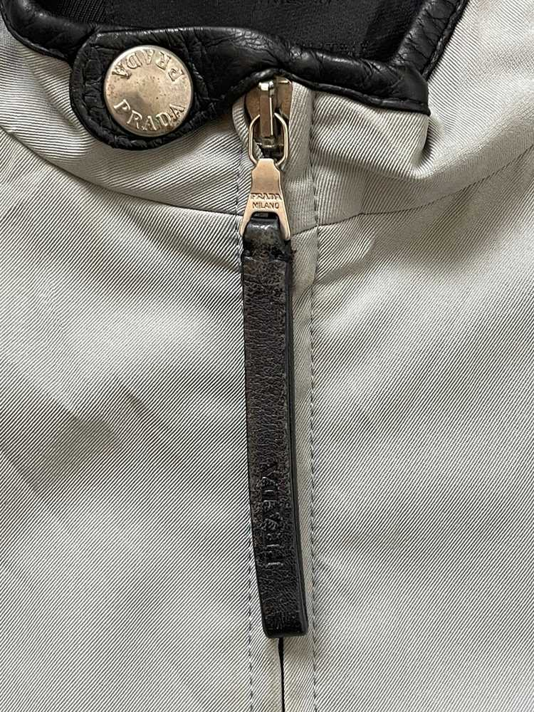 Prada × Vintage 90's Vintage Prada jacket size M … - image 3