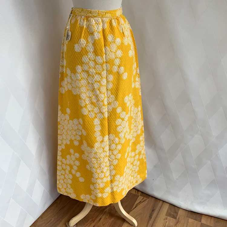 Nelly de Grab New York,Vintage 1970s, NOS Yellow … - image 5