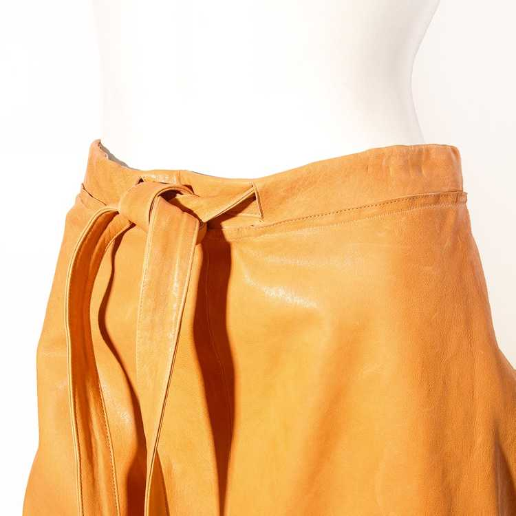 JW Anderson Leather Shorts - image 3
