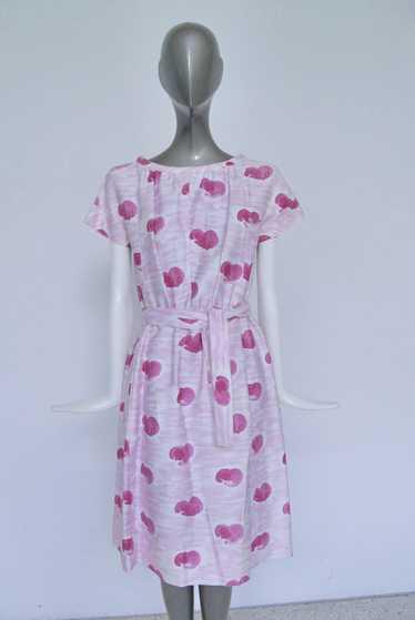 60s mod Courreges dress. Andre Courreges vintage d