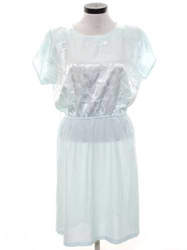 1980's Boston Maid Dress
