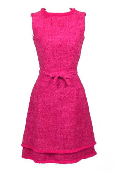 Perfect Hot pink vintage Lanz of Salzburg dress