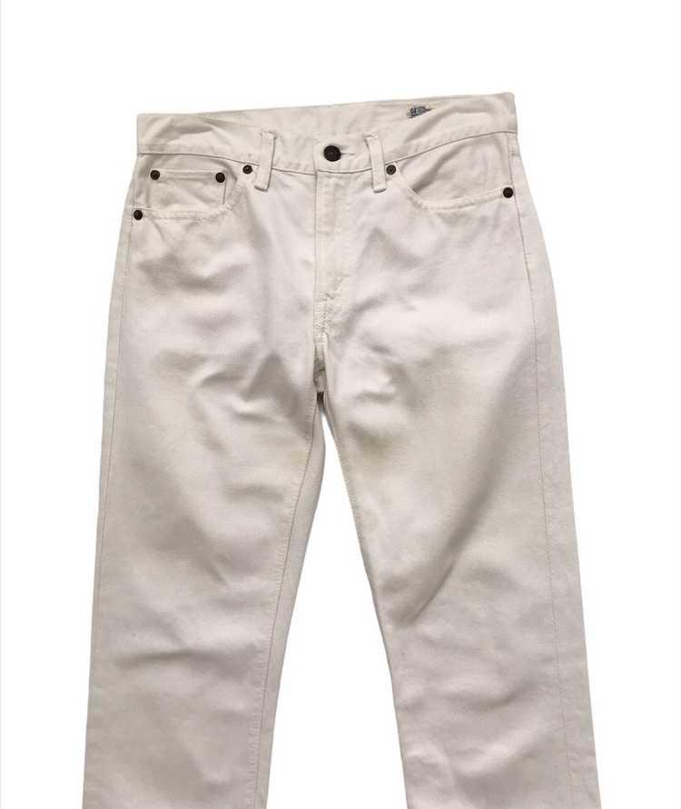 Orslow Orslow 107 Ivy Slim Fit Pants - image 2