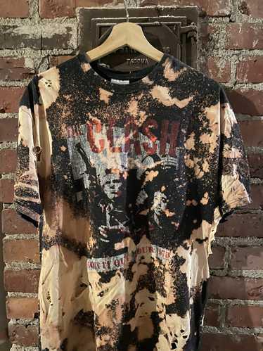 Band Tees × Vintage Vintage The Clash T-shirt