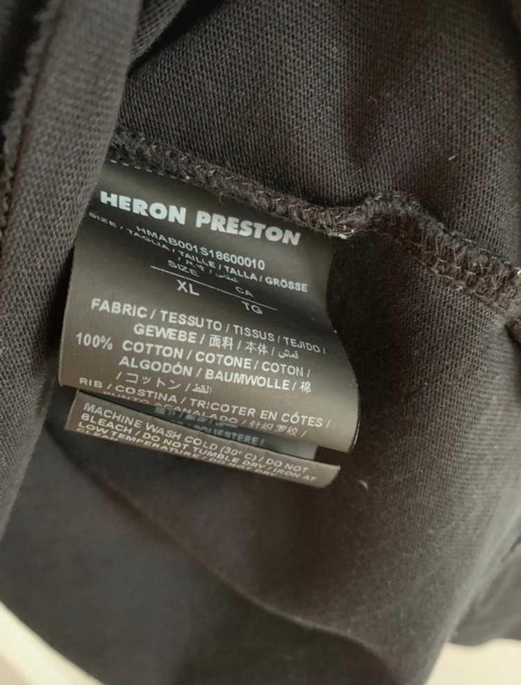 Heron Preston Heron Preston Mock Neck XL - image 6