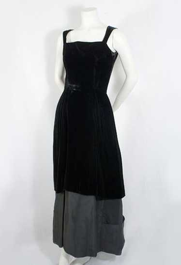 Suzy Perette evening dress, late 1950s