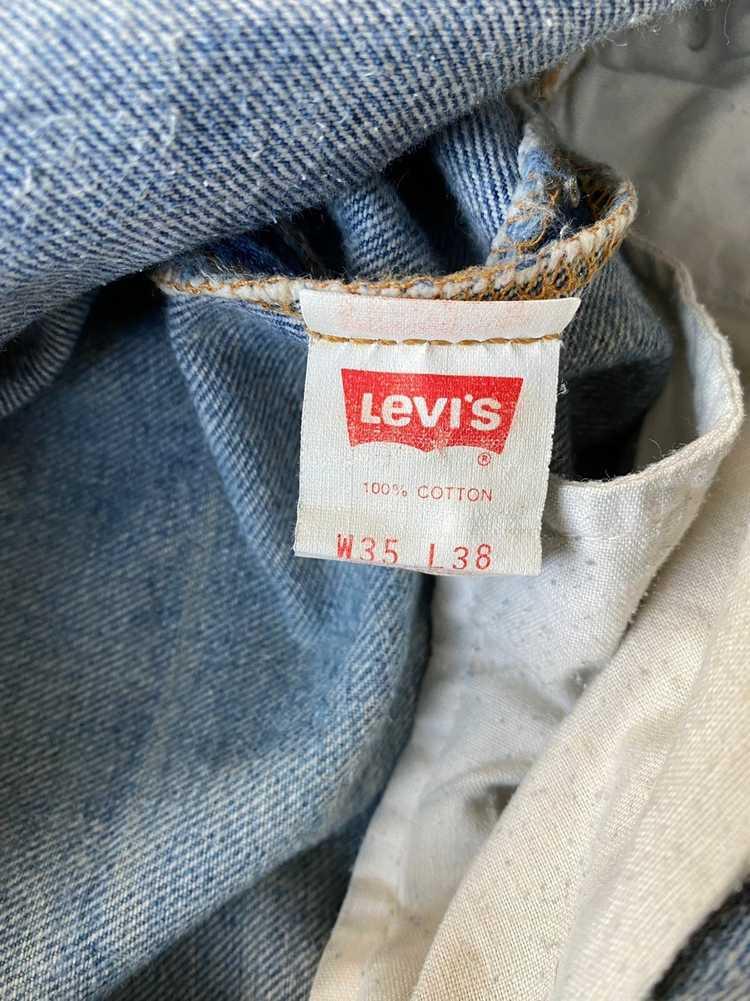 Levi's Levi's 501 Jean - image 7