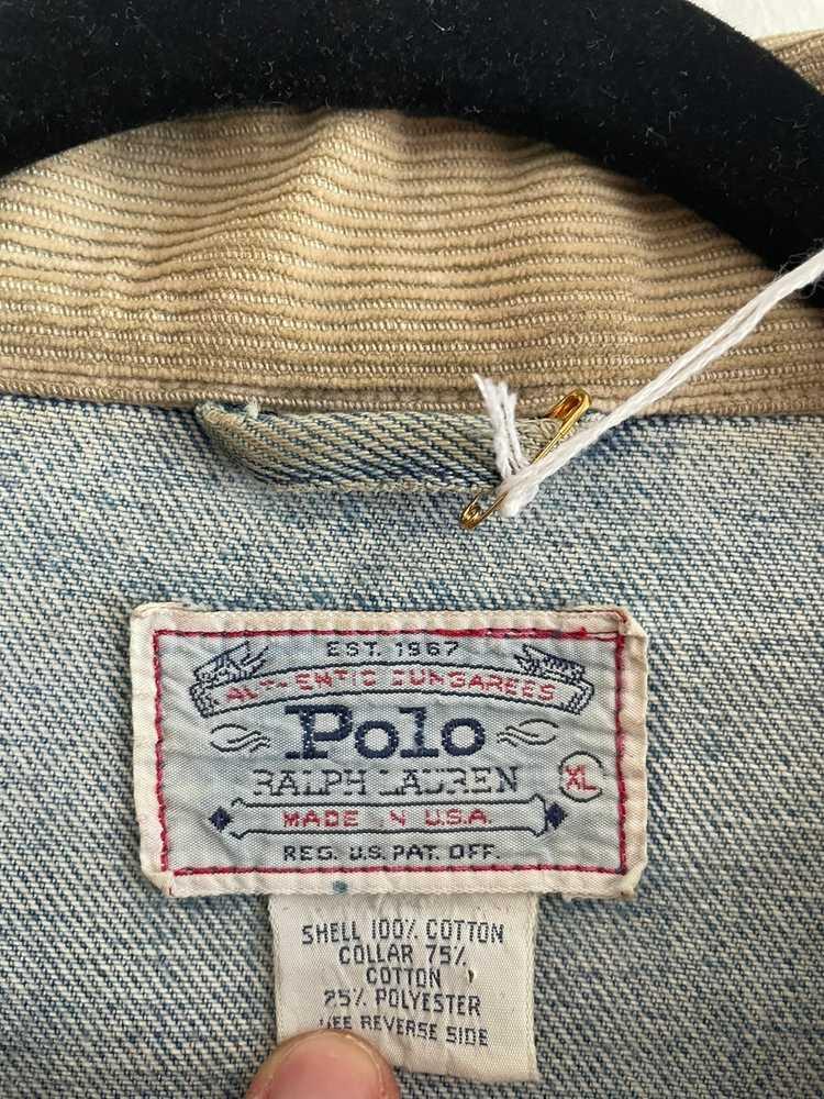 Polo Ralph Lauren × Vintage 80's Polo Ralph Laure… - image 2