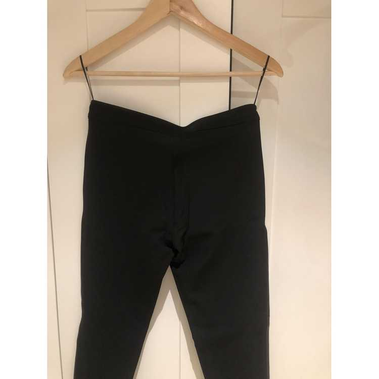 Burberry Black Trousers for Women 40 - image 3