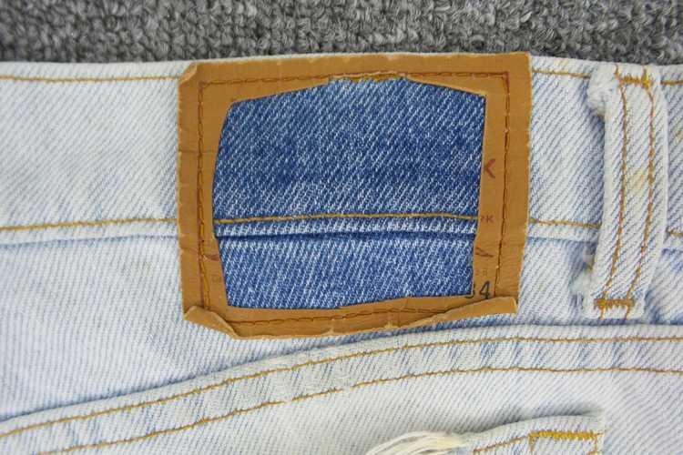 Levi's Distressed Levi's 510-0217 Jeans W30xL30.5 - image 8