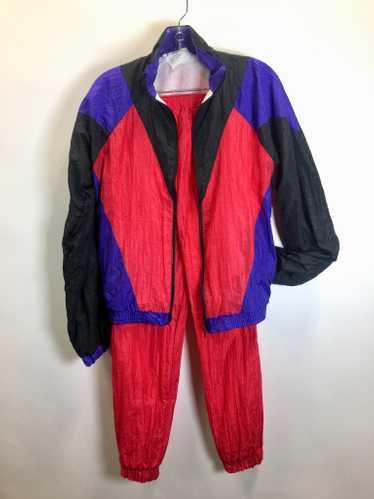 80s Teen Track Suit
