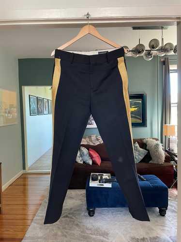 Alexander McQueen Alexander McQueen Tuxedo Pants