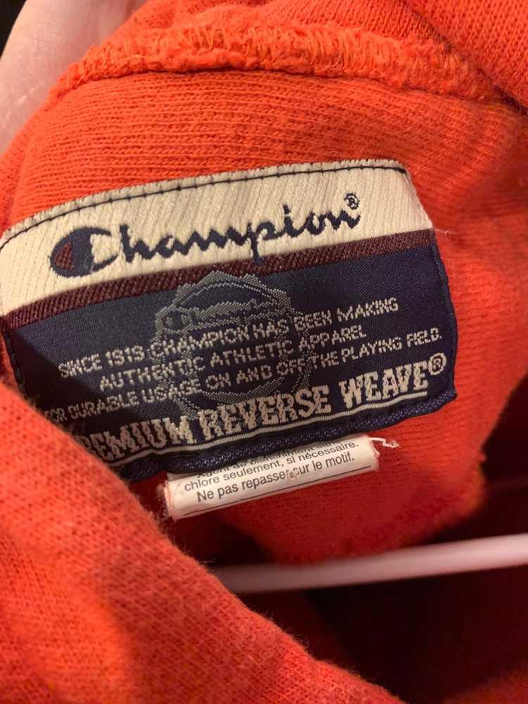 Champion × Made In Usa × Vintage 90s Champion Rev… - image 5