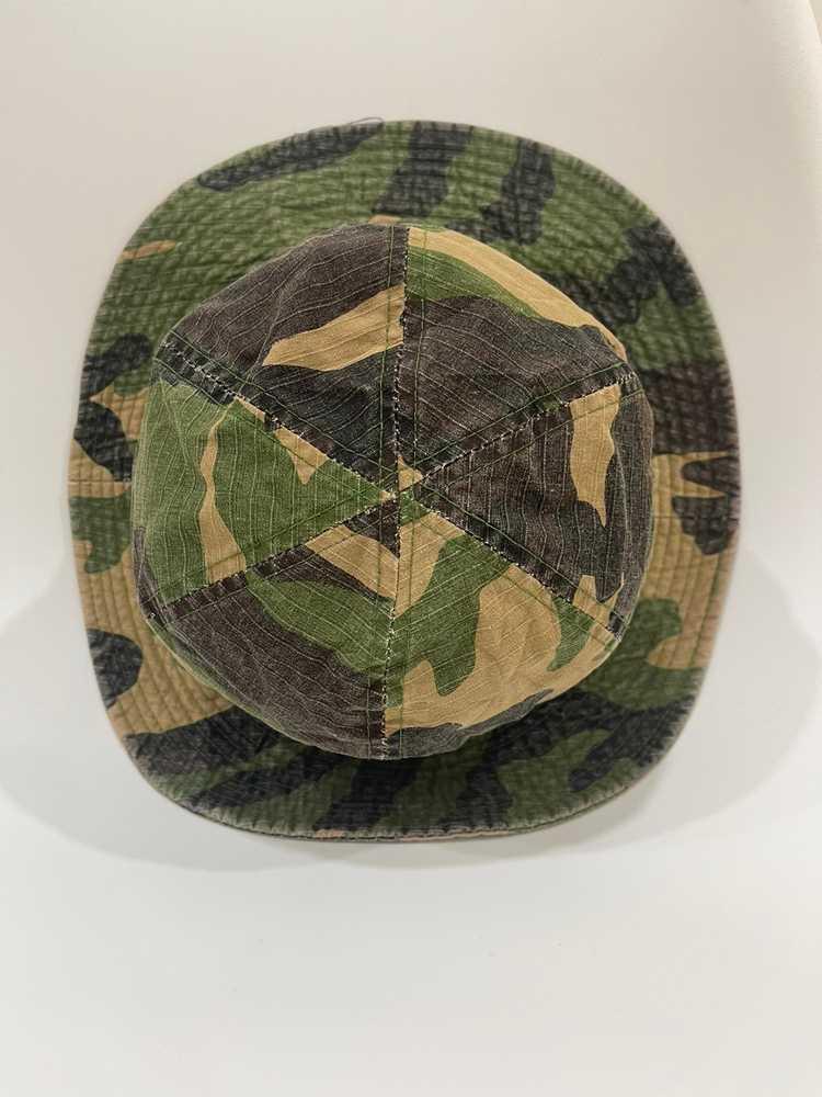 Camo × Military × Rare Camo bucket hat military - image 2