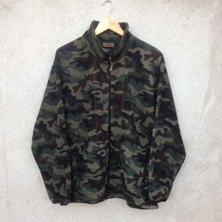 Camo × Military Camouflage Military Fleece Camo S… - image 1