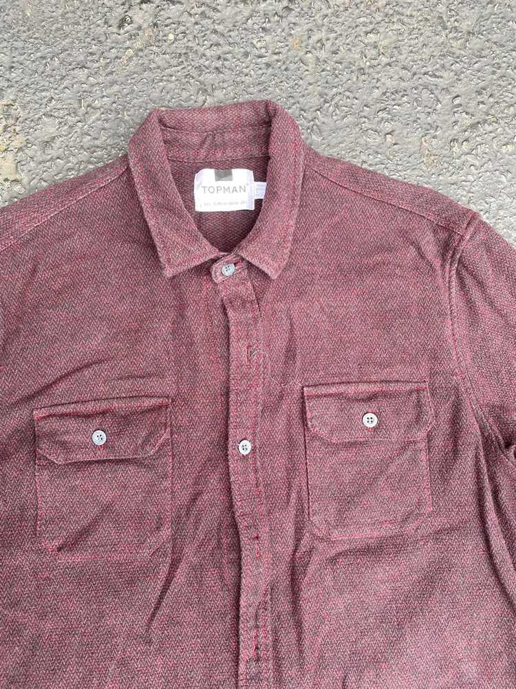 Topman Topman Flannel Shirt - image 2