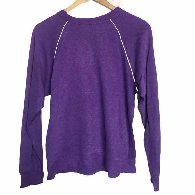 Jerzees × Vintage Vintage 80s nozawa sweatshirt - image 2