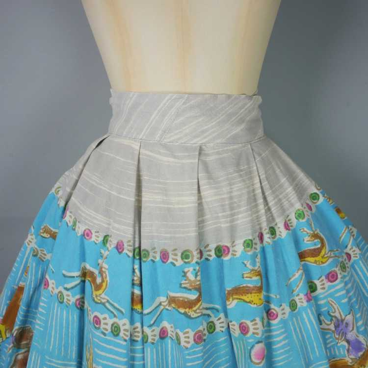 """50s MEXICAN NOVELTY SOUTH AMERICAN DANCERS """"ROJAS… - image 6"""