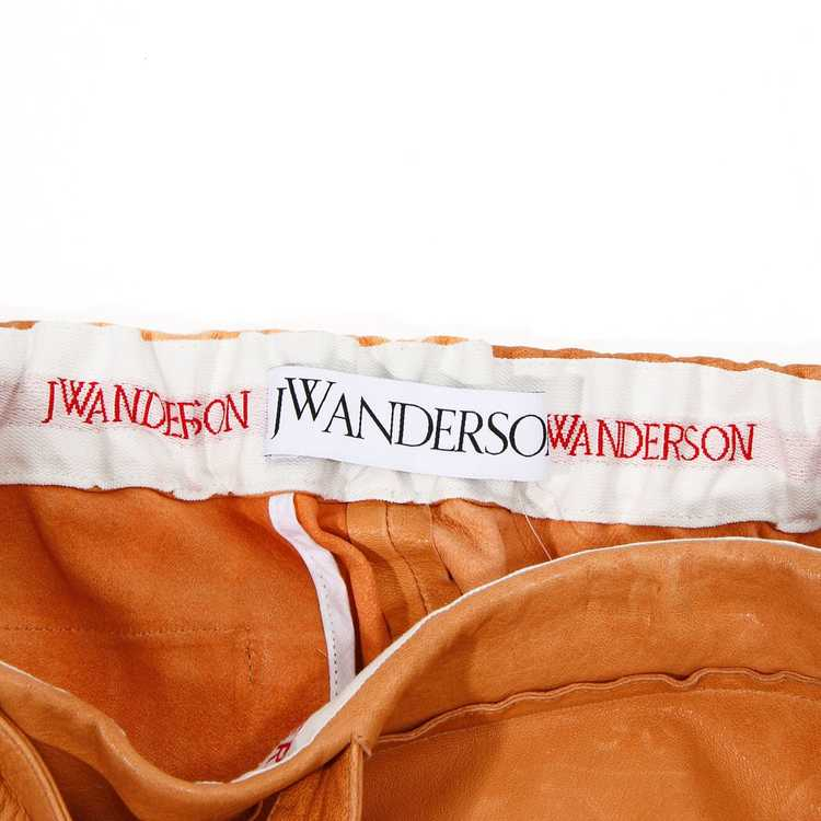 JW Anderson Leather Shorts - image 5