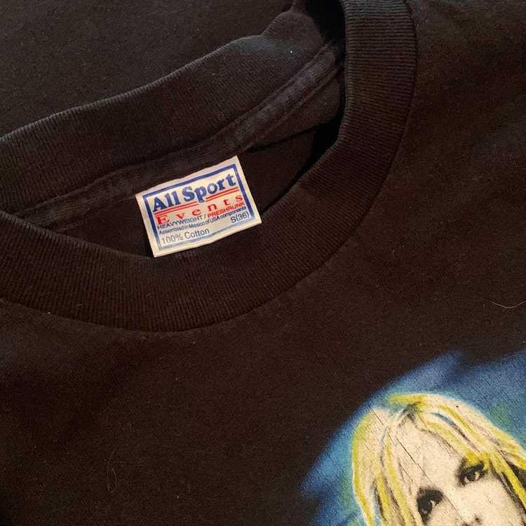 2001 Briney Spears BRITNEY Tour Tshirt sz S - image 4